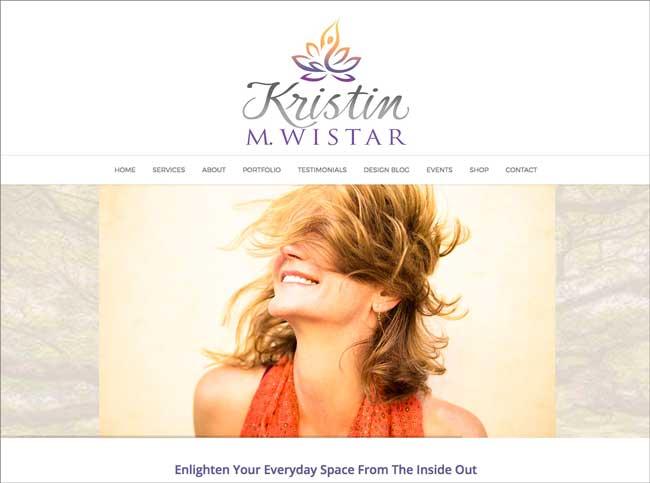 KristinWistarwebsitedesign