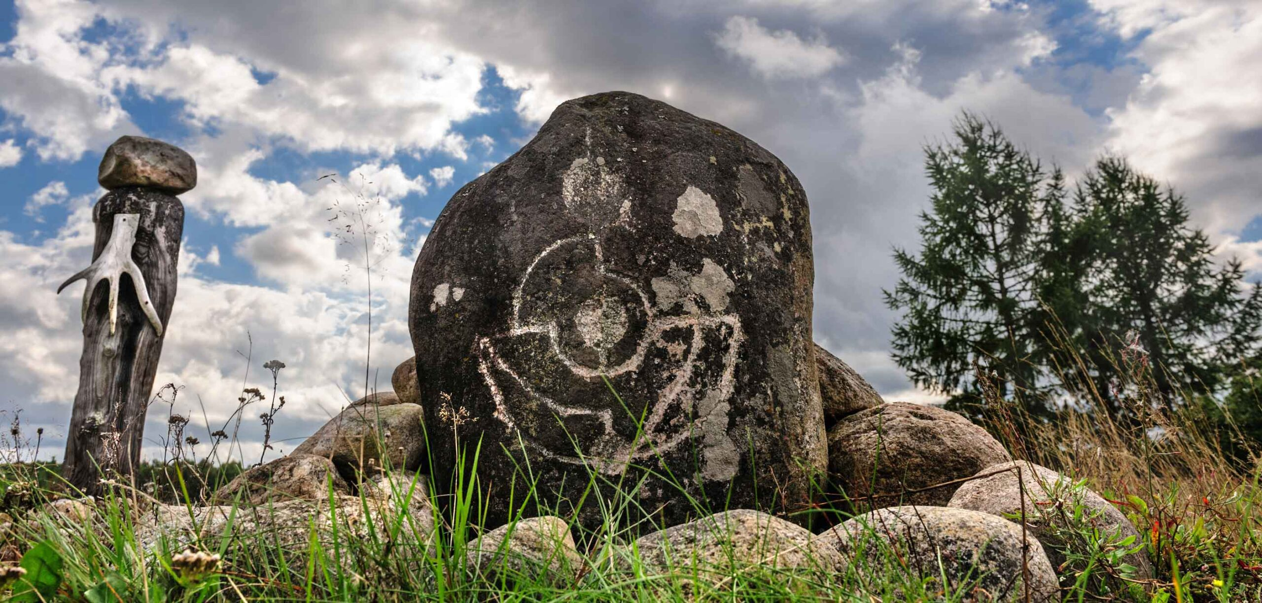 Saami Petroglyph