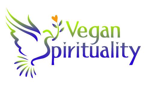 Inspiring logo for vegan Spirituality by Mia Bosna