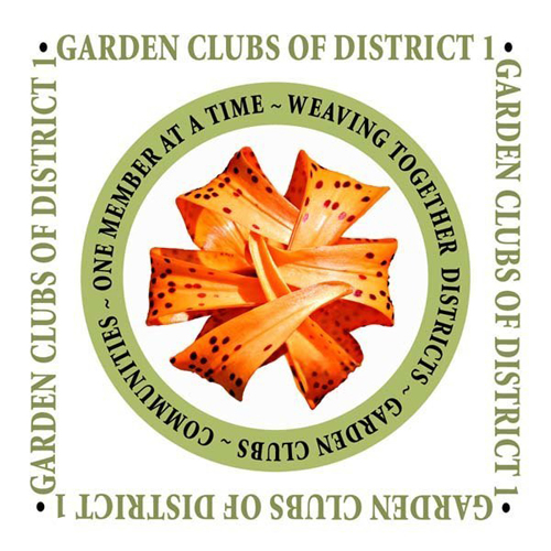 gardening club logo by Mia Bosna